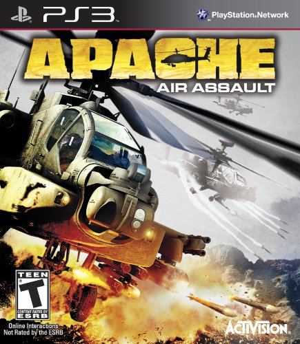 Apache: Air Assault - Playstation 3