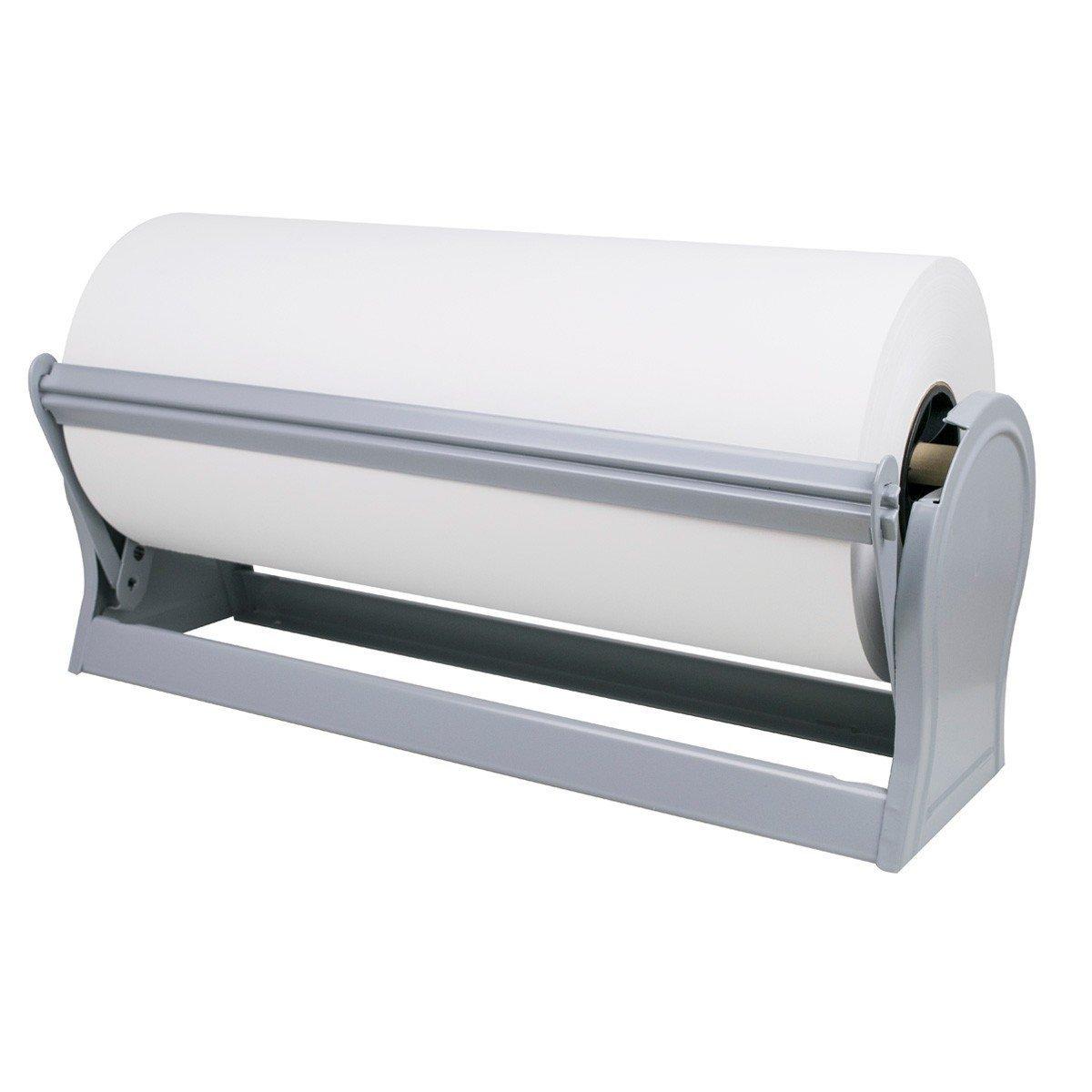 """UltraSource Paper Roll Dispenser/Cutter, 18"""" Width"""