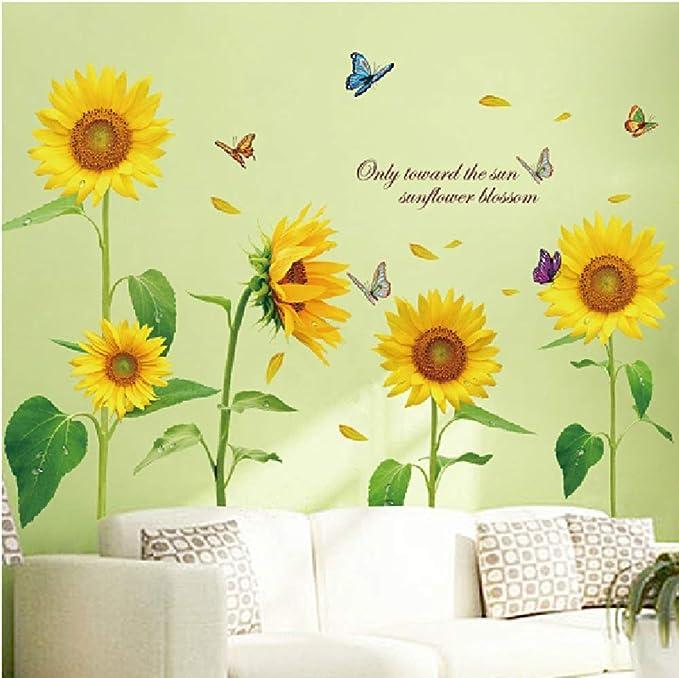 Vinyl Wall Decal Sticker Flower Fruit Arrangement Decor 232