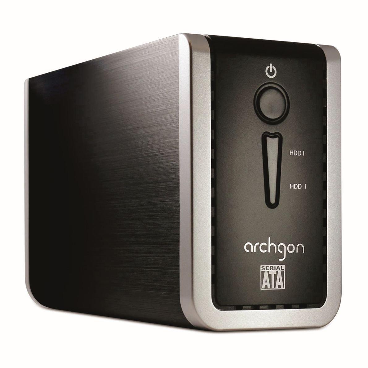 Archgon MH-3507HUB-U3A New SATA III Version USB 3.0 2.5 /& 3.5 Flat Type SATA Hard Drive Docking Station Plus 3 Ports USB 3.0 Hub Support UASP
