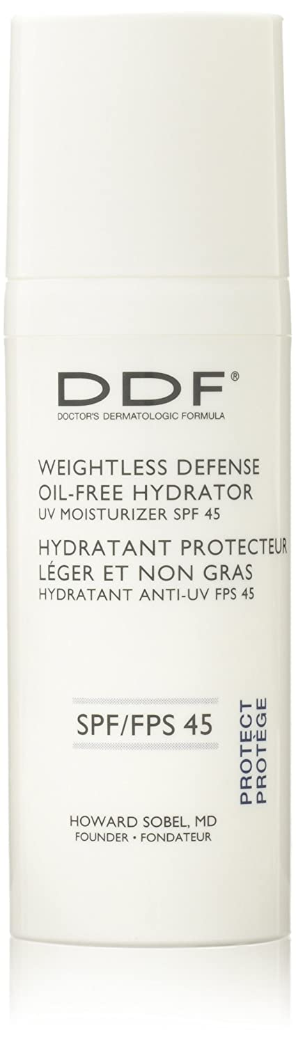 DDF Weightless Defense Hydrator UV Moisturizer SPF 45, 1.7 oz. 81371389
