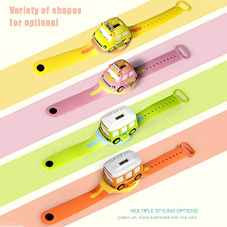 1 Unids Mini Reloj de Juguete de Control Remoto para Coche ...
