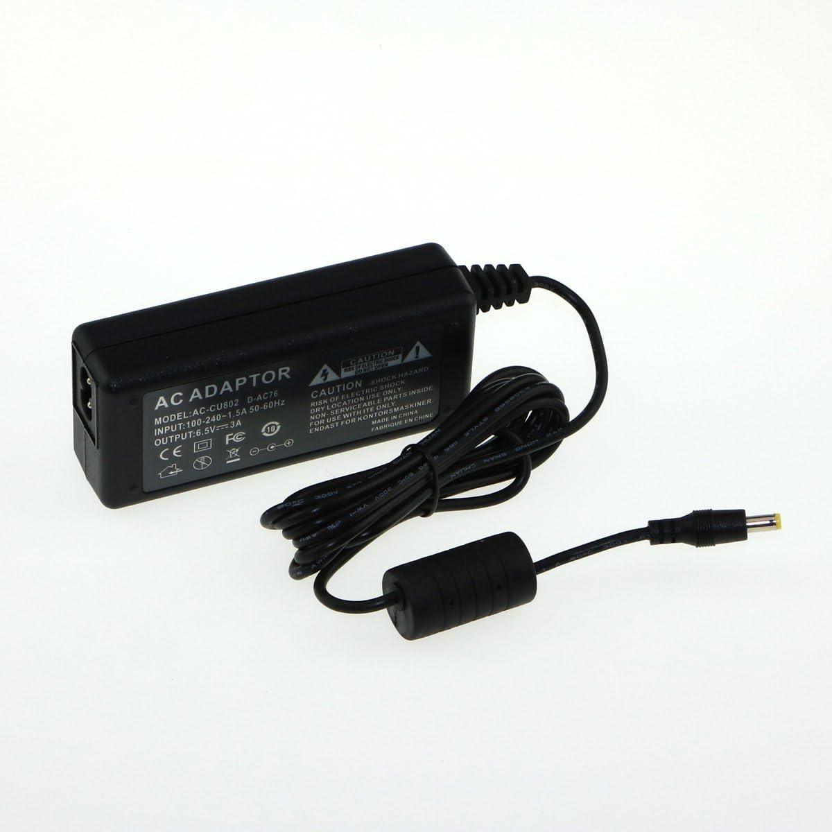 Glorich D-AC76 - Adaptador de Corriente de Repuesto para cámaras ...