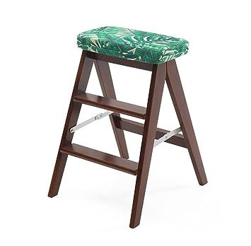 Amazon.de: LAXF-hoher Stuhl küche schemel hocker hohe hocker ...