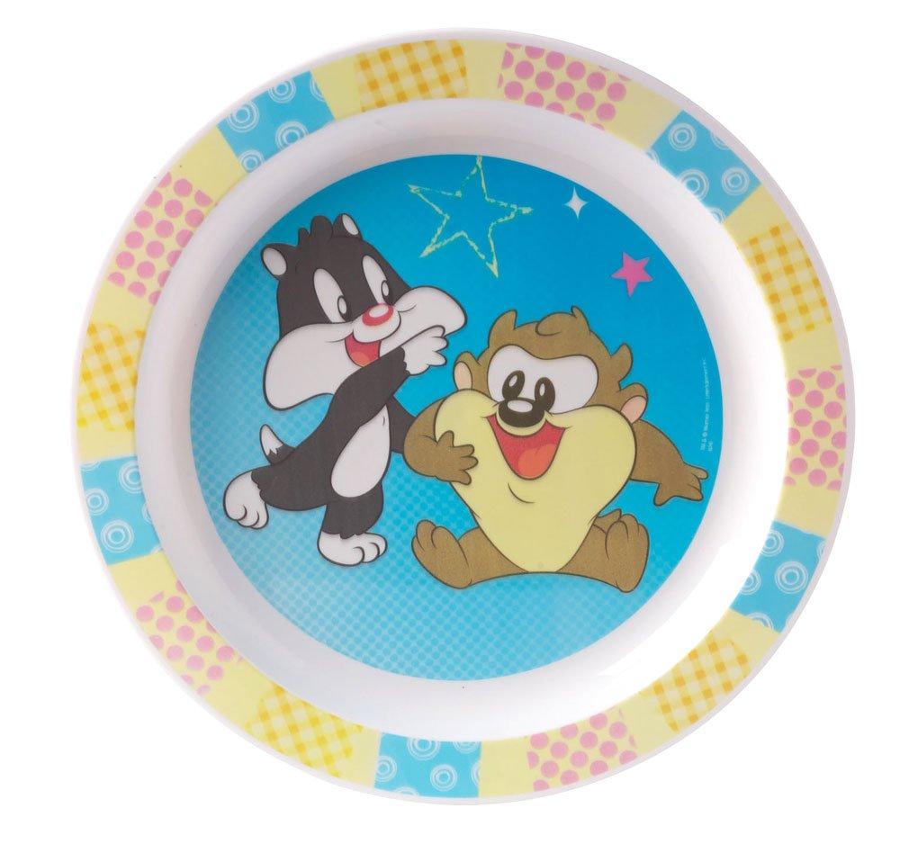 Fun House Baby Looney Tunes plato micro-ondable