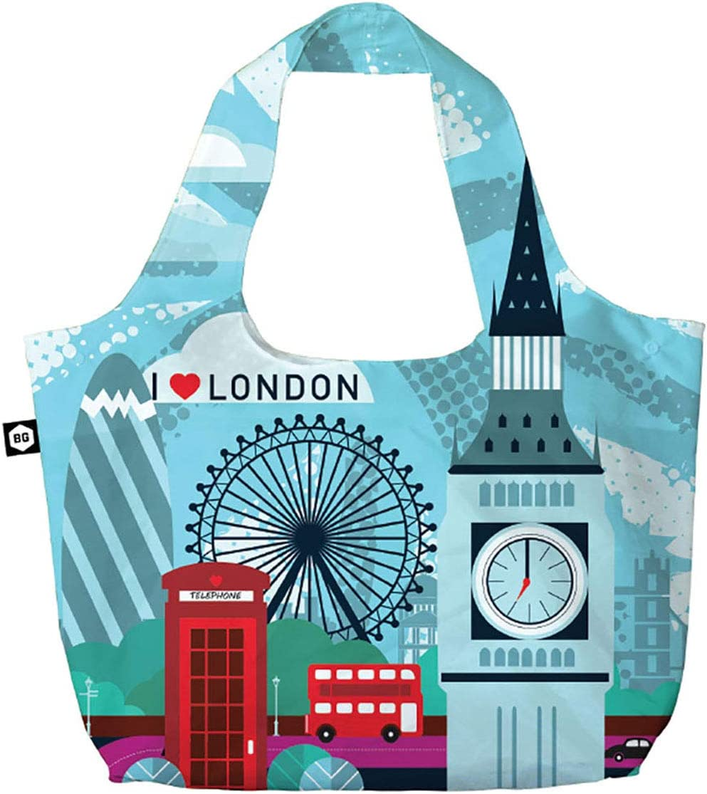 BG Berlin Eco Bag London