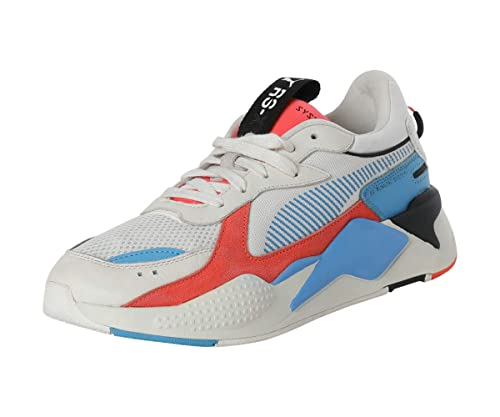 timeless design f3f9e b8cf9 Puma RS-X Reinvention White  Buy Online at Low Prices in India - Amazon.in