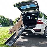 Rampa Acceso Al Coche Para Perros - Gentle Step - Viajar Con Mascotas