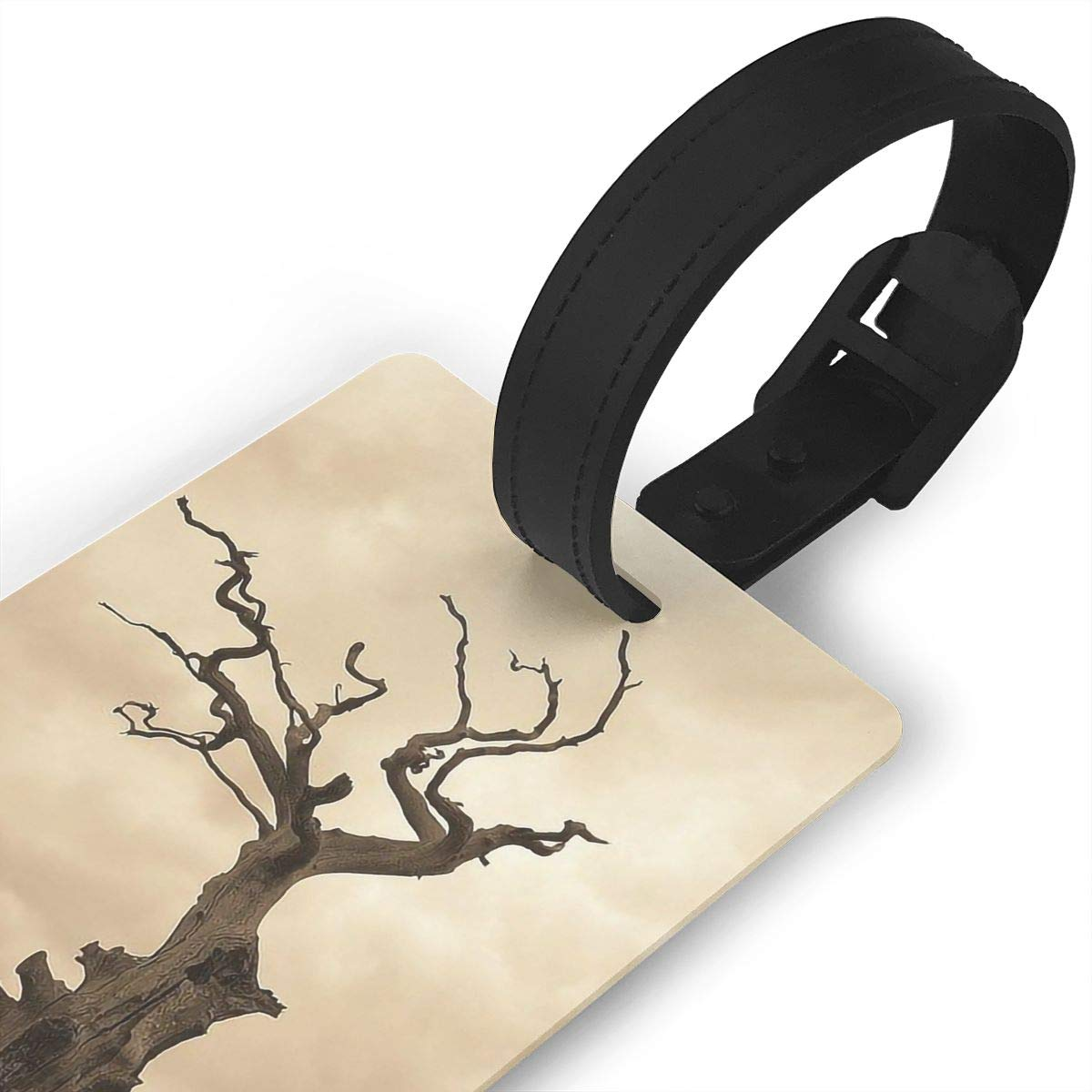 2 Pack Luggage Tags Tree Root Cruise Luggage Tag For Travel Tags Accessories