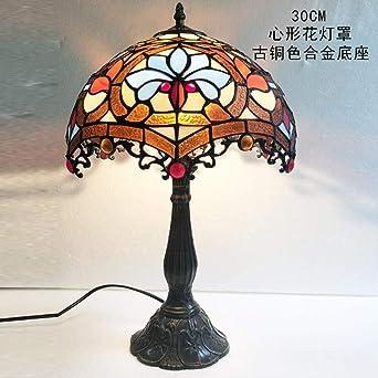 lámpara escritorio Lámpara de mesa retro lámpara de protección ...