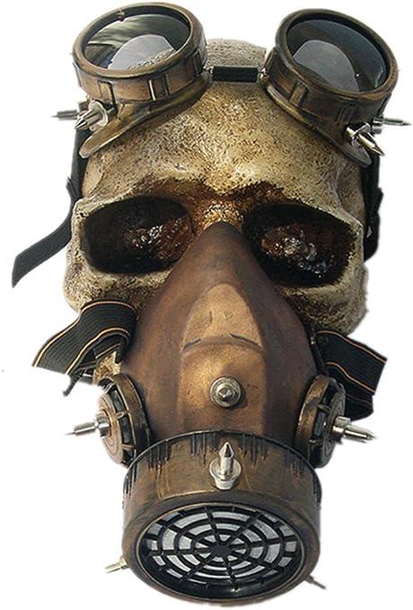 Qiu - Máscara de Bola para Disfraz de Halloween para Hombre y ...