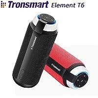 Tronsmart T6 taşınabilir Bluetooth Hoparlör V4.0 surround 360°, Kırmızı
