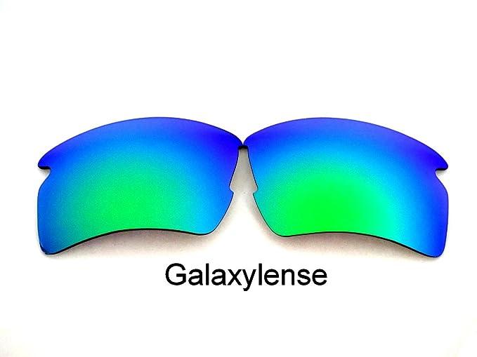 Galaxy Lentes De Repuesto Para Oakley Flak 2.0 XL Polarizados Verde,GRATIS  S H - Transparente f818aad708