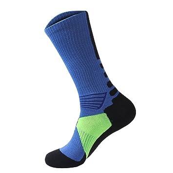 Calcetines Largos de Baloncesto para Hombre, Mujer, niño o niña ...