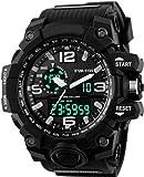 Skmei S-Shock Multi-Functional Analog Digital Sports Watch for Men's & Boys