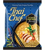 Thai Chef Oriental Style Instant Noodles, Chicken Curry, 70g (Pack of 3)