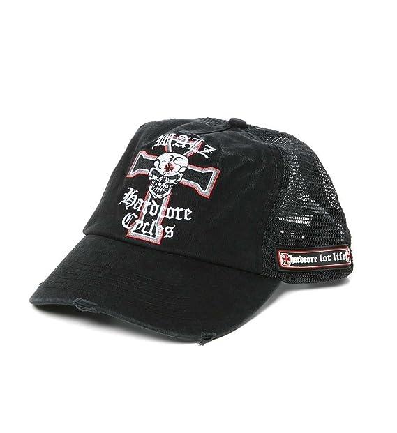 Walz Hardcore Cycles - Gorra de béisbol - para hombre negro negro ...