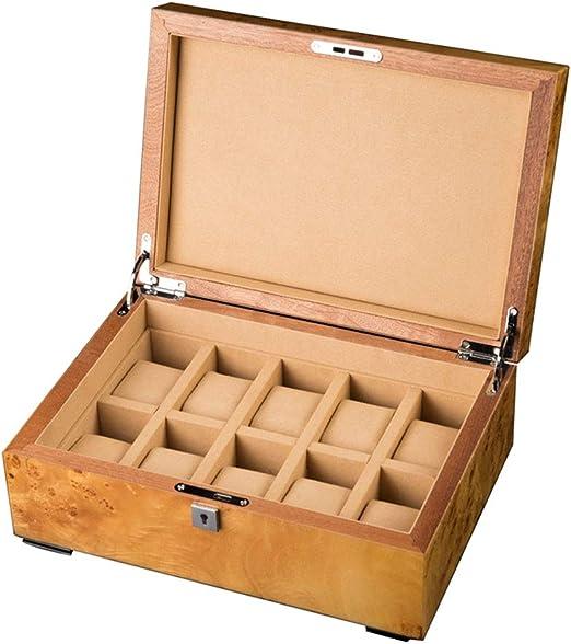 Reloj Caja de almacenamiento Caja de almacenamiento Colección de ...