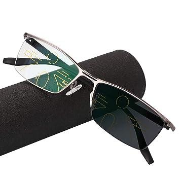 Amazon.com: Eyetary - Gafas de lectura progresivas ...
