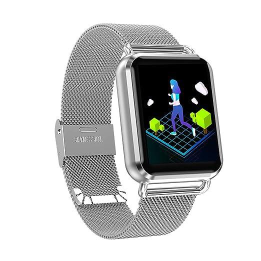 Q3 Smart Watch, Hombres Impermeable Dinámico Presión de ...