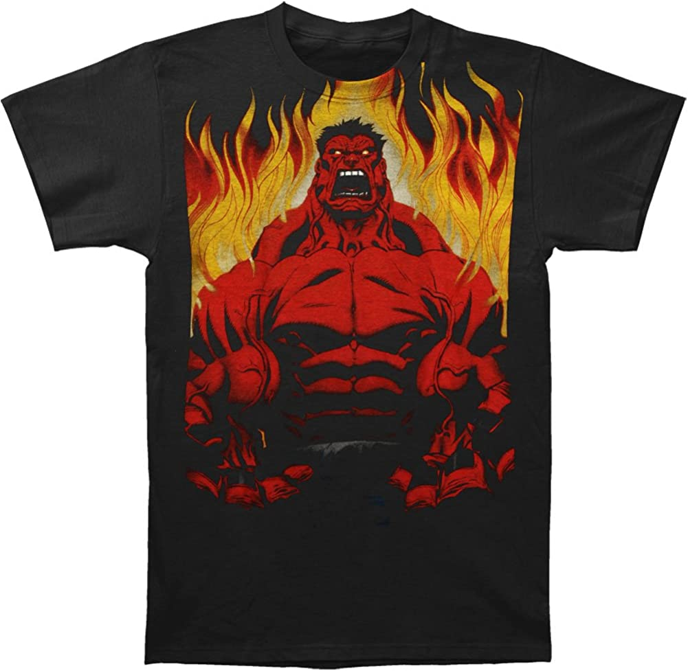 Xx-large Grey Character Marvel Comics Men/'s Montage Short Sleeve T-shirt