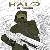 img - for Halo Coloring Book book / textbook / text book