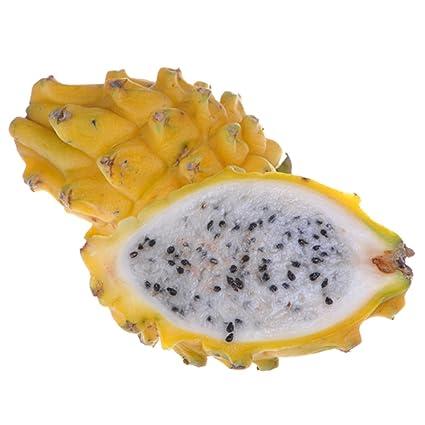 Ncient 10 Semillas de la Fruta de Dragón Semillas de Frutas Huerto Flores Raras Plantas Bonsai