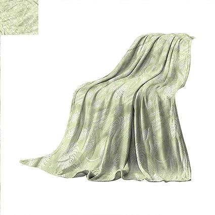 8ecfec63fa457 Amazon.com: Tropical Super Soft Lightweight Blanket Fresh Jungle ...