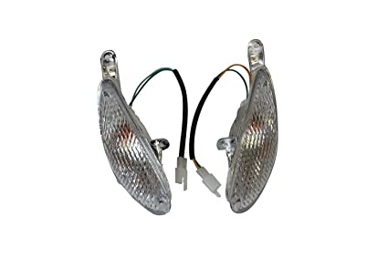 Scooter Chinese Body Parts Type II Sunny Front Turn Signals Tao Tao