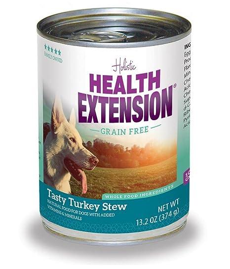 Health Extension Turkey Stew Grain Free Wet Dog Food 1 Pack 12