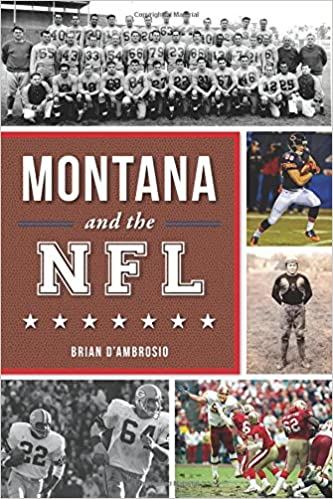 Montana and the NFL (Sports): Amazon co uk: Brian D'Ambrosio