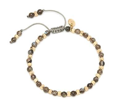 Lola Rose Portobello Labradorite Bracelet 7KE5WX