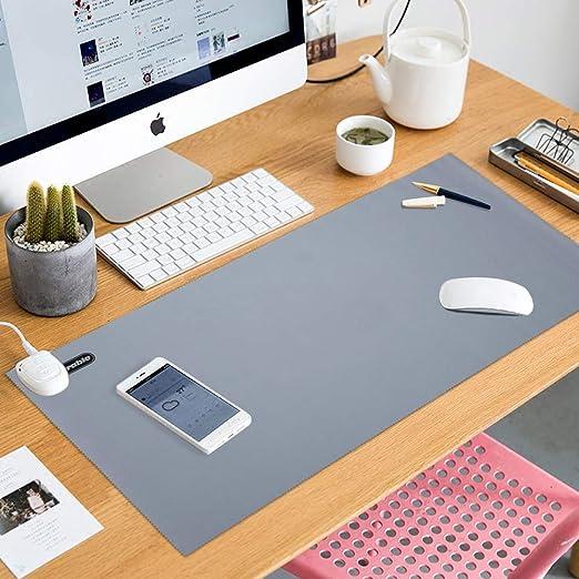 E·Durable 30X60cm Alfombrilla de escritorio Alfombrilla para Ratón ...