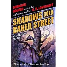 Shadows Over Baker Street: New Tales of Terror!