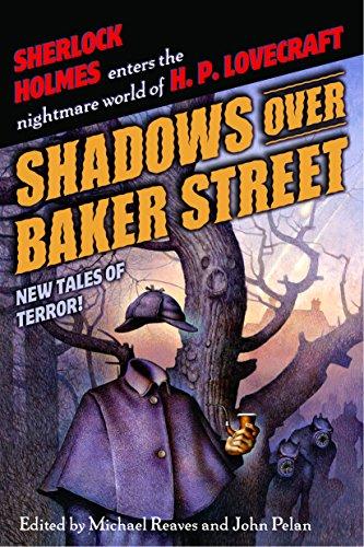 Shadows Over Baker Street: New Tales of Terror! ()