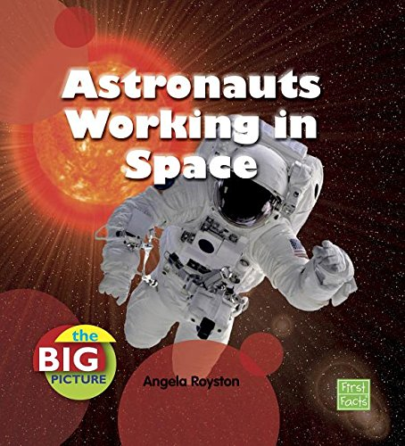 Astronauts Working in Space (The Big Picture: People and Culture)