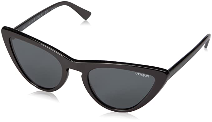 1135c0a622 Amazon.com  VOGUE Women s Plastic Woman Sunglass Cateye