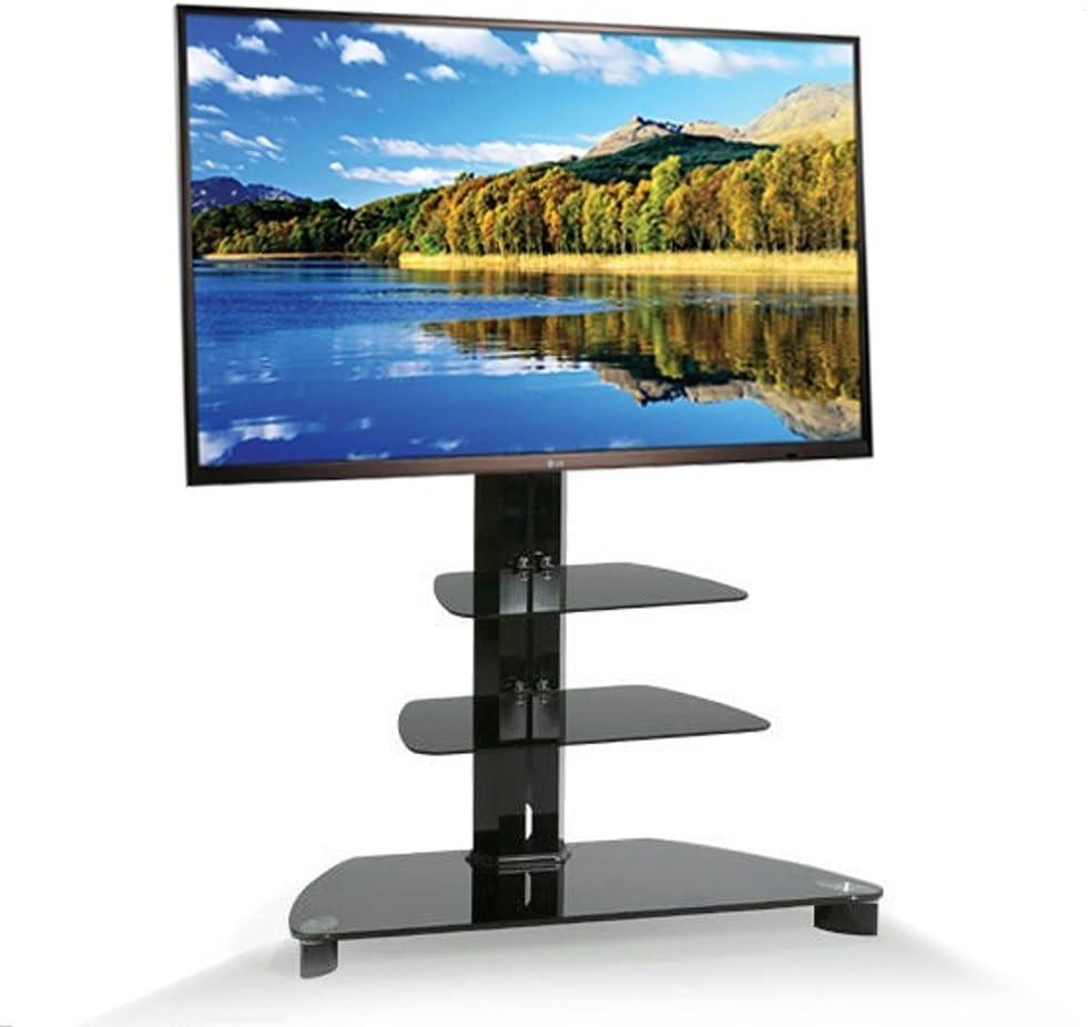 Lcd Plasma Tv Hifi Ständer Glas Tisch Mit Halterung Elektronik