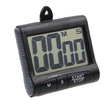 Bocideal Nuevo diseño Digital de cocina temporizador alarma reloj: Amazon.es: Bricolaje y herramientas