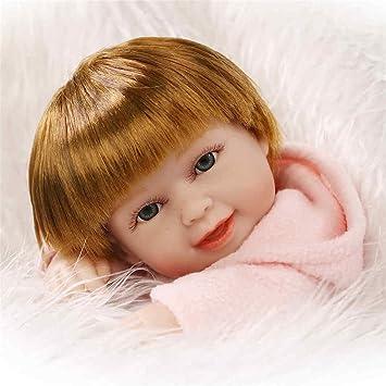 Fachel 11inch 25cm Full Vinyl Real Boy Girl toys Mini Baby Dolls ...