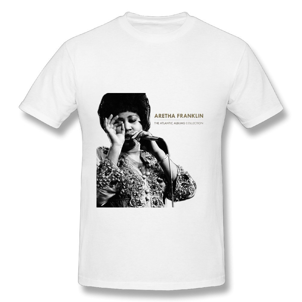Amazon.com: Aretha Franklin The Queen Of Soul Tour 2016 LiveT Shirt For Men: Clothing