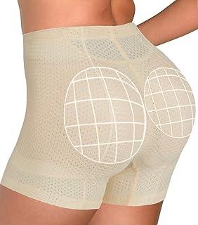 c5a0e96e90 AFUT Damen Padded Höschen Miederpants Gepolstert Po Push up Miederhose Butt  Lifter Hüfte Enhancer Panty Polster