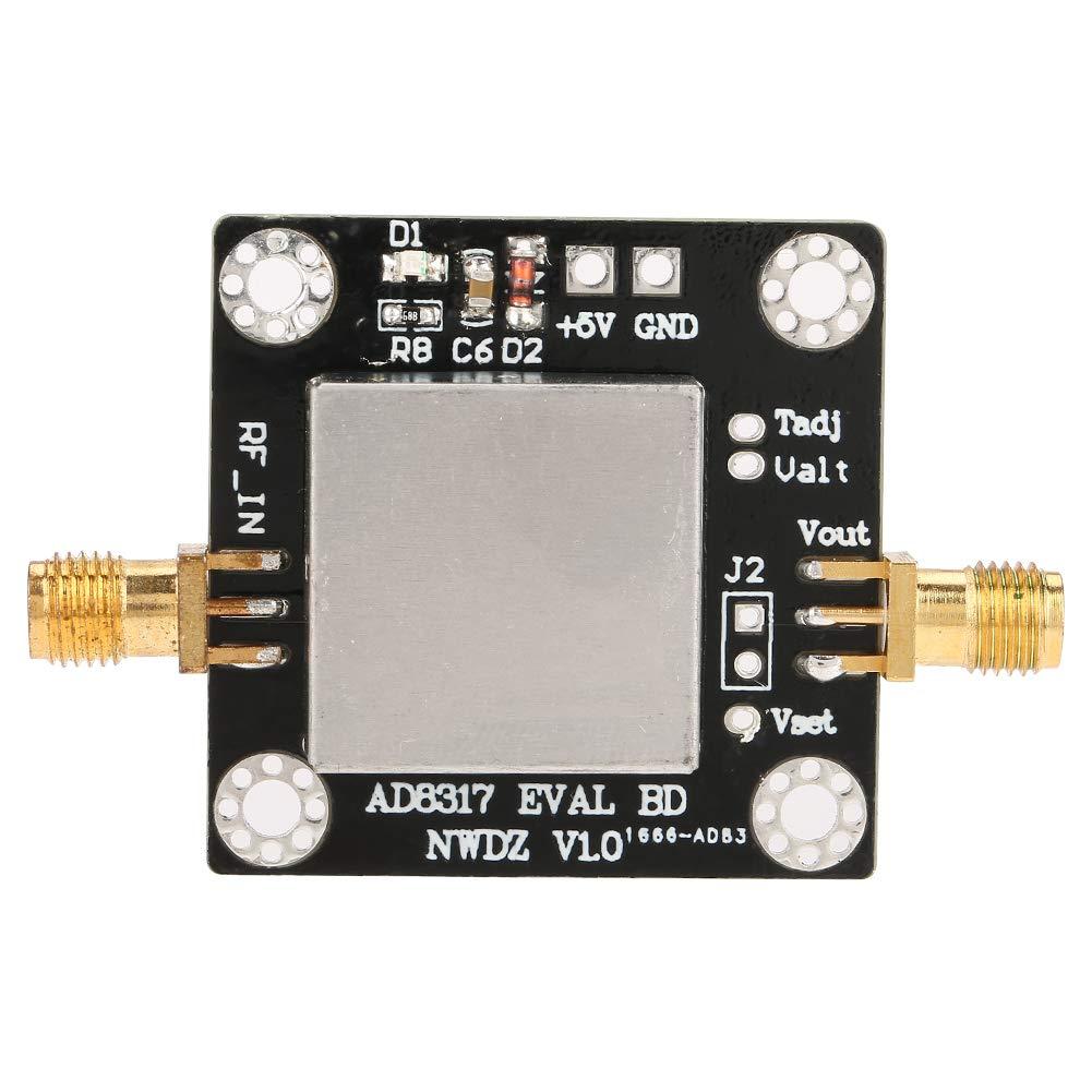 Logarithmischer Detektor Ad8317 Radardetektor 1m 10ghz 60db Hf Leistungsmesser Logarithmischer Detektor Controller Für Den Logarithmischen Verstärker Hf Detektor Gewerbe Industrie Wissenschaft