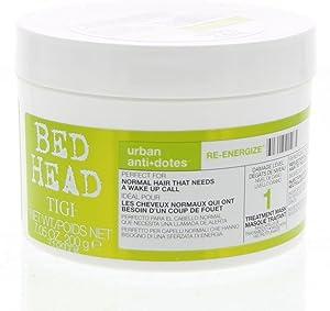 TIGI Bed Head Urban Antidotes Renergize Treatment Mask for Unisex, 7.05 Ounce