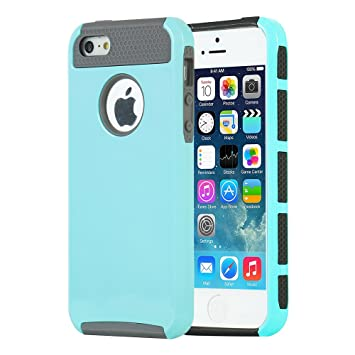 carcasa iphone se azul