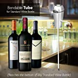 NutriChef Stainless Steel Electric Wine Aerator