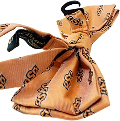 Tennessee Vols Men/'s Bow Tie Adjustable Neck College Logo Gift Black Bowtie