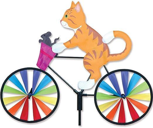 Premier Kite pk26853 Veleta Gato sobre Bicicleta, Multicolor, 40,6 ...