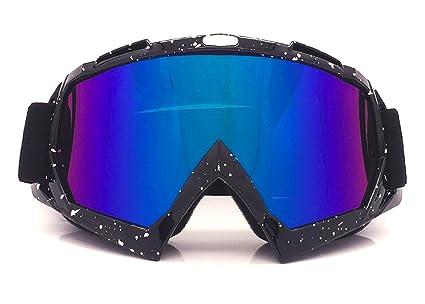 6836e6175a7 Unisex Gafas de esquí - TININNA Gafas de Ski para el adulto Hombre y Mujer  Espejo