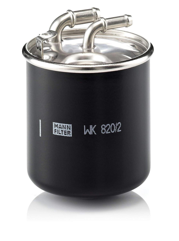 Original MANN-FILTER Kraftstofffilter WK 820/2 X – Kraftstofffilter Satz mit Dichtung / Dichtungssatz – Für PKW und LKW MANN & HUMMEL GMBH WK820/2X